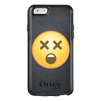Dizzy Emoji OtterBox iPhone 6/6s Case