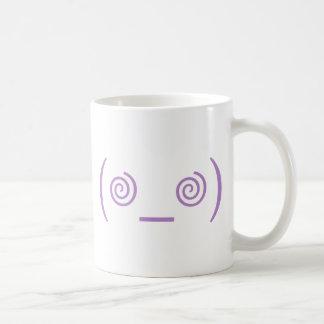 Dizzy in Purple Mugs