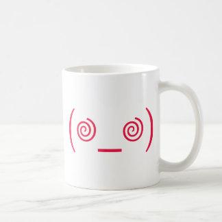 Dizzy in Red Mugs