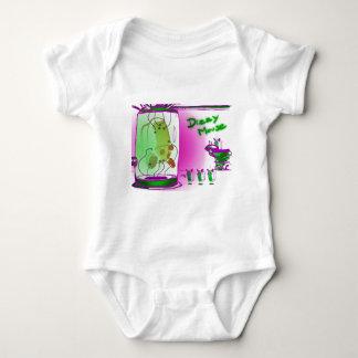 dizzy mouse alien abduction baby bodysuit