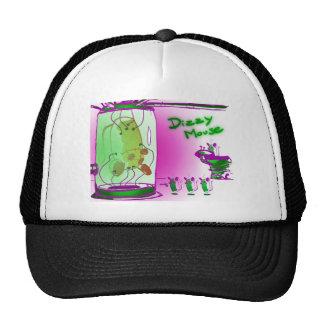 dizzy mouse alien abduction cap