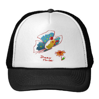 "Dizzy Mouse - ""Butterfly Mouse "" Cap"