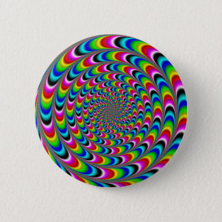Dizzying 6 Cm Round Badge