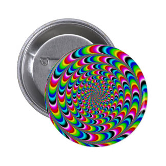 Dizzying 6 Cm Round Badge