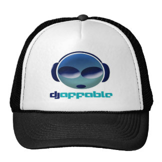 DJ-Affable-LOGO© Snapback Cap