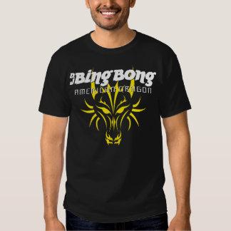 DJ Bing Bong American Dragon Tribal Tee Shirts