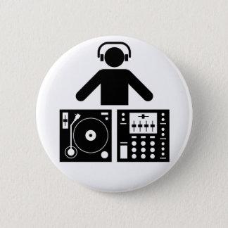DJ button