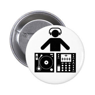 DJ button