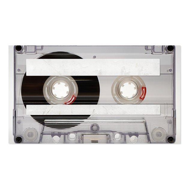 how to make a cassette design
