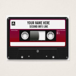 DJ Cassette Tape Mixtape