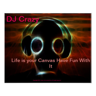 DJ Crazy Poster