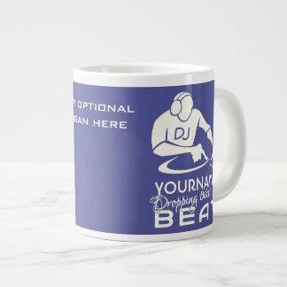 DJ custom color mugs