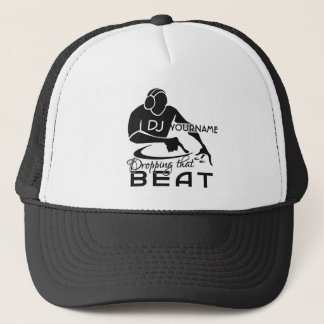 DJ custom hat - choose color
