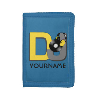 DJ custom wallets