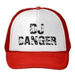 DJ danger Cap