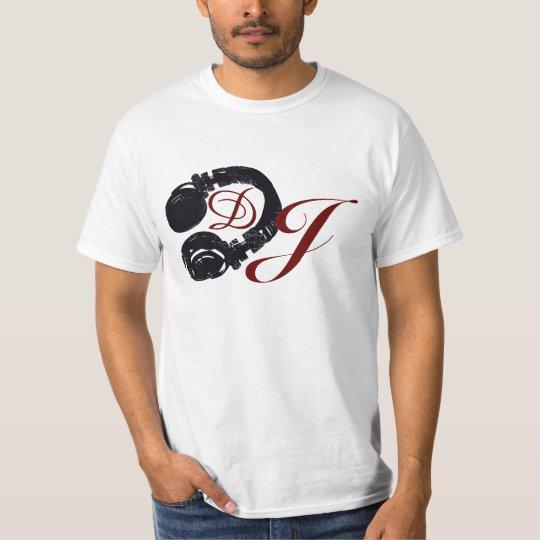 DJ deejay's headphone T-Shirt