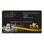 DJ - deejays music coordinator