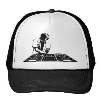 DJ Disc Jockey Hat