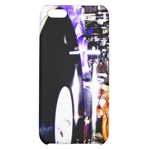 DJ Equipment iPhone 5C Cases