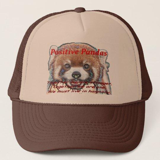 DJ Friscodrummer Positive Pandas Trucker Hat