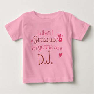 Dj (Future) Infant Baby T-Shirt