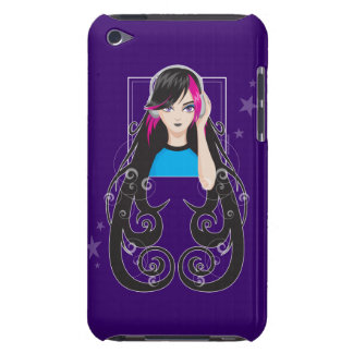 DJ Girl iPod Touch Cover