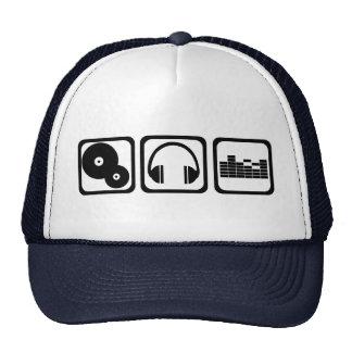 DJ TRUCKER HATS