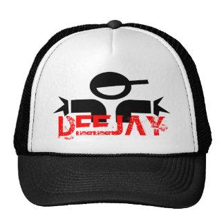 DJ hat - Disc jockey party cap