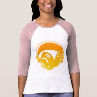 DJ Headphones - Music Disc Jockey DJing Loud T-shirts