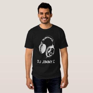 DJ Headphones PersonAlized Music TSHIRT