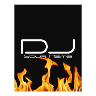 DJ HEAT Flyer