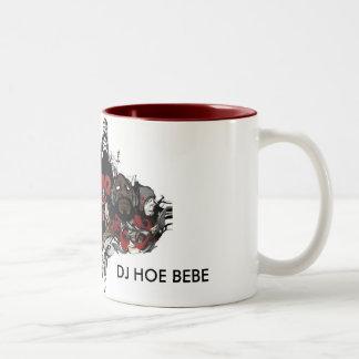 DJ Hoe Chaos Coffee Mug