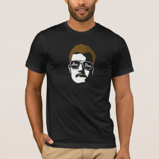 DJ Hot Dan's Hot Moustache - Original T-Shirt