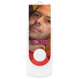 DJ IDOLS: Andy Farley USB Flash Drive