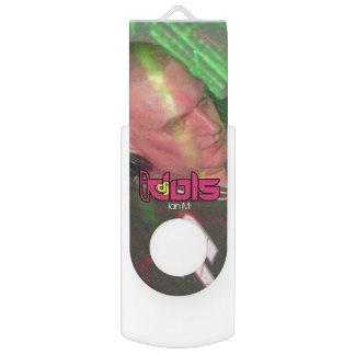 DJ IDOLS: Ian M USB Flash Drive