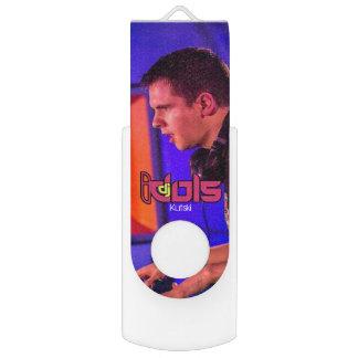 DJ IDOLS: Kutski USB Flash Drive