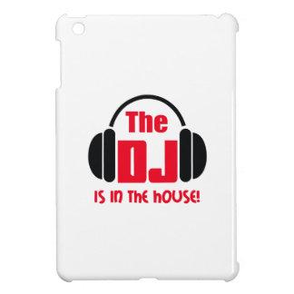 DJ IS IN THE HOUSE iPad MINI COVERS