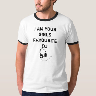 DJ  - Jersey Shore T-Shirt