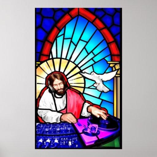 DJ Jesus Poster