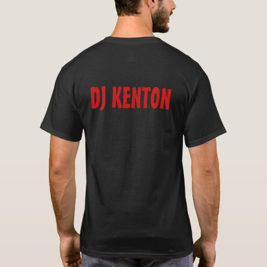 DJ Kenton's Riddim Roots Radio Men's T-Shirt