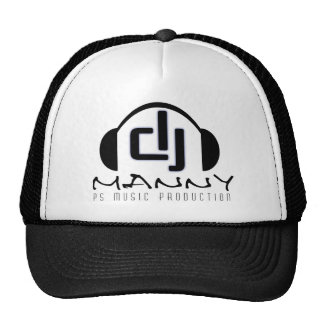 Dj Manny Poly Hat