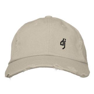 dj Men's Hat Embroidered Hat