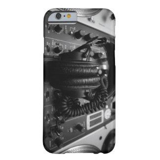 Dj Mixer and Headphones iPhone 6 case