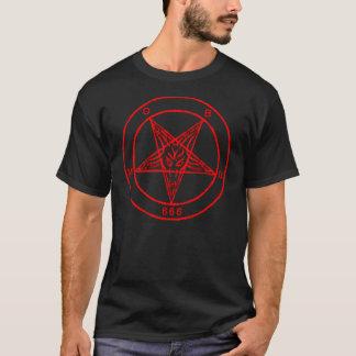 dJ_MoBo Pentagram T-Shirt
