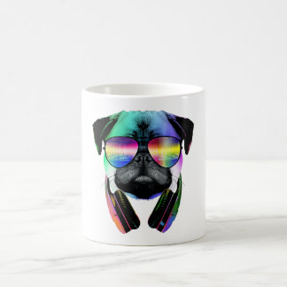 Dj Mr.chinese Pug Coffee Mug