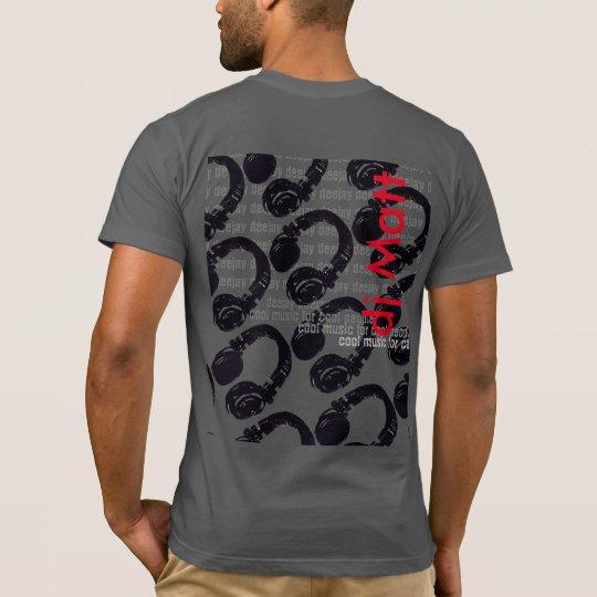dj name, cool & stylish T-Shirt