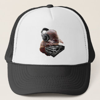 DJ None Otter Trucker Hat