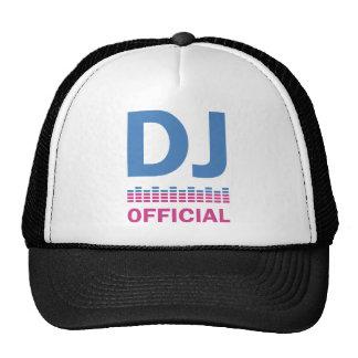 DJ official Trucker Hats