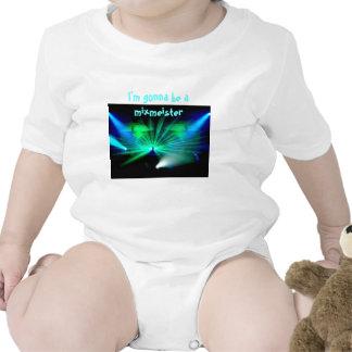 DJ On The Decks infant   / creeper