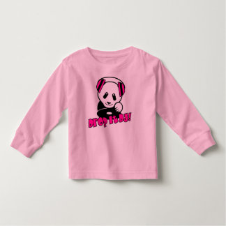 DJ Panda - Drop It DJ! Toddler T-Shirt